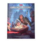 Candlekeep Mysteries (D&D Adventure Book - Dungeons & Dragons) Cover Image