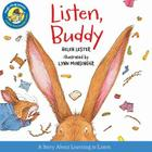 Listen, Buddy (Laugh-Along Lessons) Cover Image