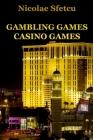 Gambling games - Casino games: Illustrated Cover Image