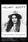 Empowerment Coloring Book: Hillary Scott Fantasy Illustrations Cover Image