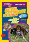 National Geographic Kids Chapters: Animal Friendship! Collection: Amazing Stories of Animal Friends and the Humans Who Love Them (NGK Chapters) Cover Image