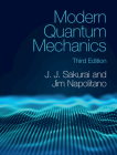 Modern Quantum Mechanics Cover Image