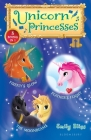 Unicorn Princesses Bind-up Books 7-9: Firefly's Glow, Feather's Flight, and the Moonbeams Cover Image