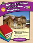 Differentiated Nonfiction Reading Grade 5 Cover Image