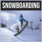 snowboarding 2021 Wall Calendar: 18 Months Mini Wall Calendar 2021 Cover Image