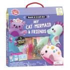 Jr My Cat Mermaid & Friends Cover Image