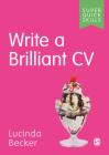 Write a Brilliant CV Cover Image