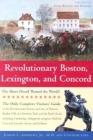 Revolutionary Boston, Lexington, and Concord: The Shots Heard 'round the World! (Boston & Concord) Cover Image