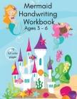 Mermaid Handwriting Workbook Cover Image