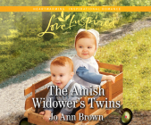 The Amish Widower's Twins (Amish Spinster Club #4) Cover Image