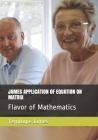 James Application of Equation on Matrix: Flavor of Mathematics Cover Image