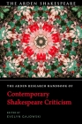 The Arden Research Handbook of Contemporary Shakespeare Criticism Cover Image
