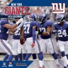 New York Giants 2019 12x12 Team Wall Calendar Cover Image