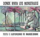 Donde Viven Los Monstruos (Album Clasico) Cover Image