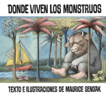 Donde viven los monstruos: Where the Wild Things Are (Spanish edition) Cover Image