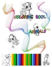 Coloring Book animals: Coloring Book animals is special for kids between 4 and 8 years cover Glossy 8.5x11 in (21.59x27.94 cm) 26 pages Cover Image
