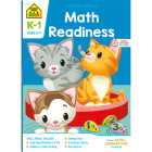 Math Readiness K-1 Deluxe Edition Workbook Cover Image