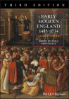 Early Modern England 1485-1714: A Narrative History Cover Image