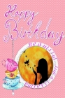 Beautiful Butterfly Girl Birthday: Beautiful butterfly girl Let every day be your good day. happy Birthday, Diary notes for you memory A memorable sto Cover Image