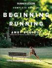 Runner's World Complete Book of Beginning Running Cover Image
