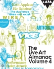 The Live Art Almanac Volume 4 Cover Image
