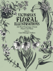 Victorian Floral Illustrations: 344 Wood Engravings of Exotic Flowers and Plants (Dover Pictorial Archives) Cover Image