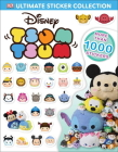 Ultimate Sticker Collection: Disney Tsum Tsum Cover Image