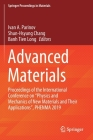 Advanced Materials: Proceedings of the International Conference on