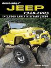 Standard Catalog of Jeep 1940-2003 Cover Image