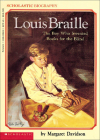 Louis Braille: The Boy Who Invented Books for the Blind Cover Image