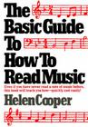 The Basic Guide to How to Read Music Cover Image