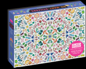 So. Many. Stickers. 1,000-Piece Puzzle: A Puzzle for Sticker Lovers: Includes 100 Stickers to Make Your Own Sticker Art (Workman Puzzles) Cover Image