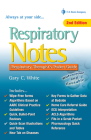 Respiratory Notes: Respiratory Therapist's Pocket Guide (Davis's Notes) Cover Image