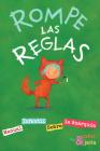 Rompe Las Reglas: Manual Infantil Sobre La Anarquía (Wee Rebel) Cover Image