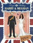 Royal Wedding: Harry & Meghan Paper Dolls Cover Image