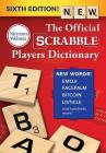 The Official Scrabble Players Dictionary, Sixth Edition Cover Image
