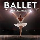 Ballet Calendar 2022: 16-Month Calendar, Cute Gift Idea For Ballet Lovers For Girls And Women Cover Image