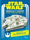 Star Wars: Smuggler's Starship Activity Book and Model: Make Your Own Millennium Falcon Cover Image