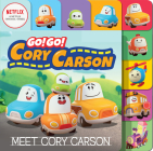 Go! Go! Cory Carson: Meet Cory Carson Board Book Cover Image