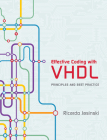Effective Coding with VHDL: Principles and Best Practice Cover Image