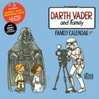 Darth Vader and Family 2019 Family Wall Calendar Cover Image