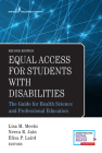 Equal Access for Students with Disabilities: The Guide for Health Science and Professional Education Cover Image
