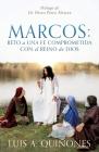 Marcos: Reto a una fe comprometida con el Reino de Dios Cover Image