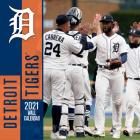 Detroit Tigers 2021 12x12 Team Wall Calendar Cover Image
