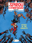 Spirou & Fantasio: Attack of the Zordolts Cover Image