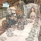 Adult Jigsaw Arthur Rackham: Alice in Wonderland Tea Party: 1000 Piece Jigsaw (1000-Piece Jigsaws) Cover Image