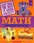 Everything You Need...math To Know About Math Homework Cover Image