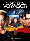 Star Trek: Voyager 25th Anniversary Special Book Cover Image
