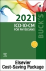 Buck's 2021 ICD-10-CM Physician Edition, 2021 HCPCS Professional Edition & AMA 2021 CPT Professional Edition Package Cover Image