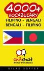4000+ Filipino - Bengali Bengali - Filipino Vocabulary Cover Image